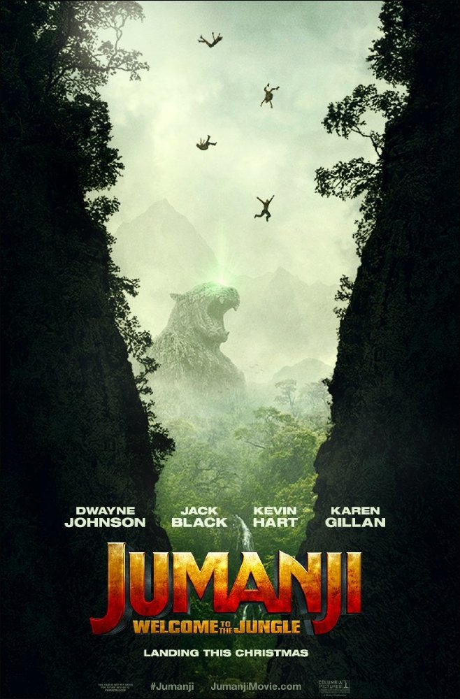 Jumanji: Welcome to the Jungle