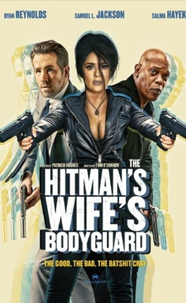 THE HITMANS WIFES BODYGUARD