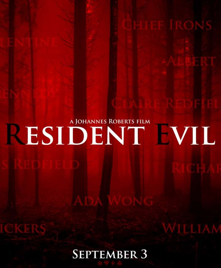 RESIDENT EVIL : WELCOME TO ROCCON CITY